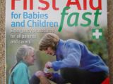 A small confession, and a bit of FirstAid…