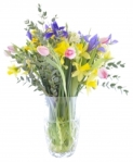 The seasonal Spring Bouquet from Cornish Blooms