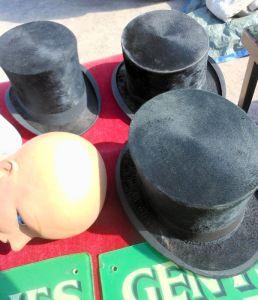 Top hats!