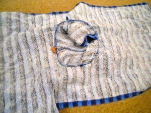 Hooded towel2