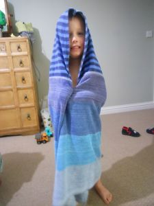 Hooded towel21