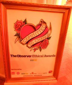 Ethical awards1
