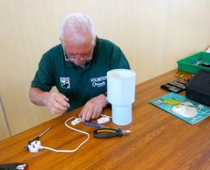...one of the Wiltshire Wildlife Trust Waste Prevention volunteers