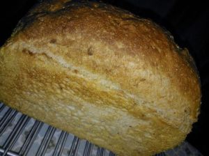 Best loaf yet :)