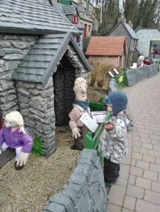 SmallSmall and I went to Longleat while BigSmall had a sleepover at Grandmas. We did the obligatory trawl around Postman Pat village :)