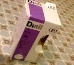An LED bulb. In case you were having trouble visualising one.