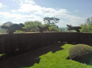 Top topiary!