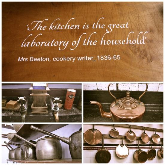 Kitchen pics collage
