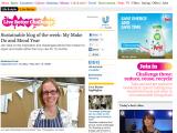Sustainable Blog of theWeek