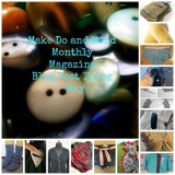 Make Do and Mend Monthly Magazine Blog Post Thing-May