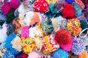 Pompom! Picture credit: The Handmade Fair