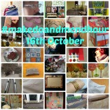 #makedoandmendhour 16th October