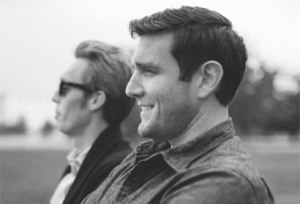 Joshua Fields Millburn and Ryan Nicodemus, aka The Minimalists Photo credit: The Minimalists