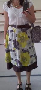 skirt top @sweetmyrtle