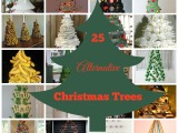 25 Alternative ChristmasTrees