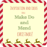 Make Do and Mend Christmas Linky Round-Up!