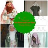 20+ Homemade No Sew and Nearly No-sew NativityCostumes