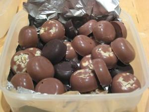 Cathy's homemade chocolates-image from NurtureStore