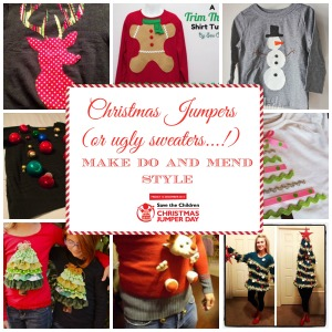 Jumpers collage