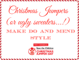 Homemade Christmas Jumpers