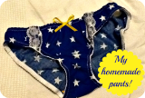 Homemade Pants