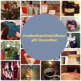 #makedoandmendhour 4th December