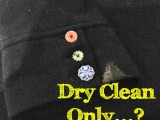 Dry Clean Only?