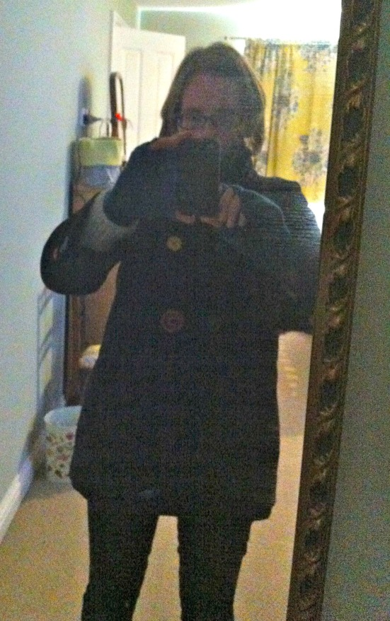 Apologies for the crappy photo, but hopefully you can at least see that it still fits…!