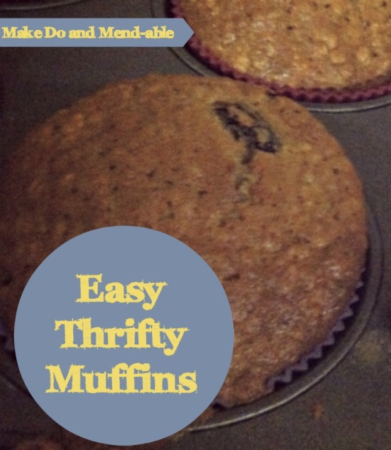 Easy Thrifty Muffins 2
