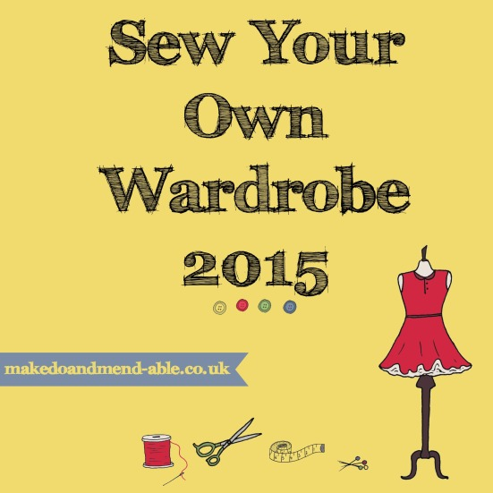 sew your own warrobe 2015