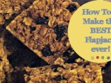 How To… make the best flapjack ever!