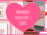 Ideas for Homemade Valentine's Cards