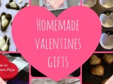 Ideas for Homemade Valentines Presents