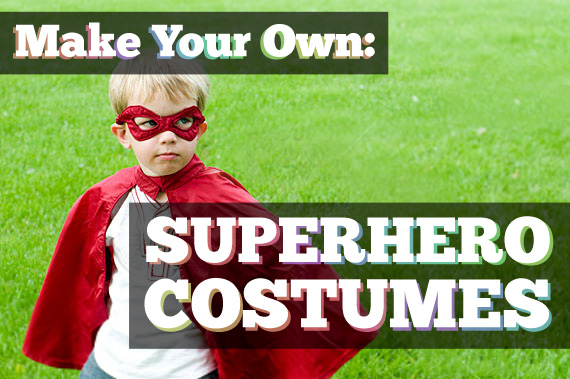 Ideas for Easy Homemade World Book Day Costumes! – My Make Do and ...