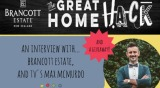 A Max McMurdo Interview + FREE Great Home Hack Tickets + a GIVEAWAY!!